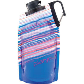 Platypus DuoLock Pehmeä Pullo 750ml, blue skyline